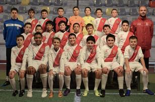 Pulsa para acceder a las fotos del Alevin futbol 7 de la Temporada 2012-2013