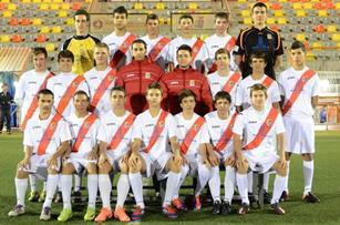 Pulsa para acceder a las fotos del Cadete A de la Temporada 2012-2013