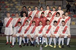 Pulsa para acceder a las fotos del Cadete B de la Temporada 2012-2013