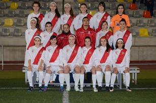 Pulsa para acceder a las fotos del Femenino de la Temporada 2012-2013