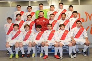 Pulsa para acceder a las fotos del Infantil A de la Temporada 2012-2013