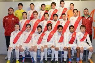 Pulsa para acceder a las fotos del Infantil C de la Temporada 2012-2013