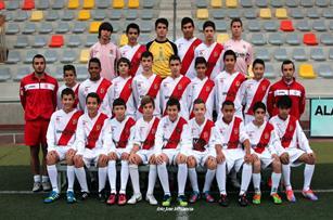 Pulsa para acceder a las fotos del Cadete B de la Temporada 2013-2014