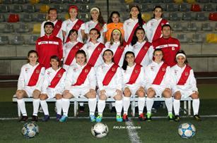 Pulsa para acceder a las fotos del Femenino de la Temporada 2013-2014