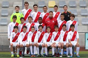 Pulsa para acceder a las fotos del Infantil A de la Temporada 2013-2014