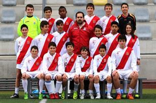 Pulsa para acceder a las fotos del Infantil B de la Temporada 2013-2014