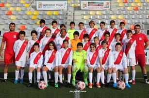Pulsa para acceder a las fotos del Alevin A de la Temporada 2014-2015