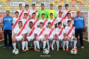 Pulsa para acceder a las fotos del Cadete A de la Temporada 2014-2015