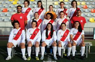 Pulsa para acceder a las fotos del Femenino de la Temporada 2014-2015