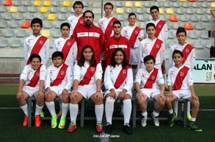 Pulsa para acceder a las fotos del Infantil B de la Temporada 2014-2015