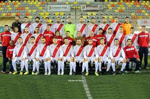 Pulsa para acceder a las fotos del 1er Equipo de la Temporada 2014-2015