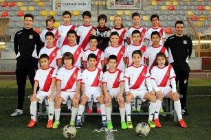 Pulsa para acceder a las fotos del Alevin A de la Temporada 2015-2016