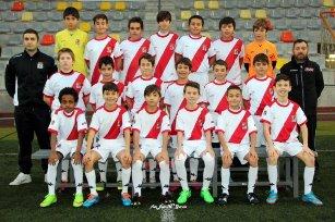 Pulsa para acceder a las fotos del Alevin C de la Temporada 2015-2016