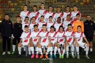 Pulsa para acceder a las fotos del Cadete A de la Temporada 2015-2016