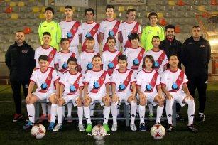 Pulsa para acceder a las fotos del Infantil A de la Temporada 2015-2016