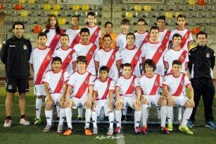 Pulsa para acceder a las fotos del Infantil B de la Temporada 2015-2016