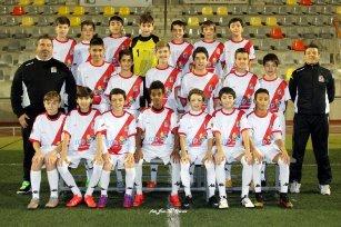 Pulsa para acceder a las fotos del Infantil C de la Temporada 2015-2016