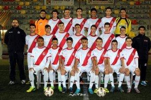 Pulsa para acceder a las fotos del Juvenil C de la Temporada 2015-2016