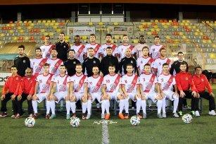 Pulsa para acceder a las fotos del 1er Equipo de la Temporada 2015-2016
