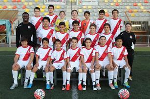 Pulsa para acceder a las fotos del Alevin C de la Temporada 2016-2017