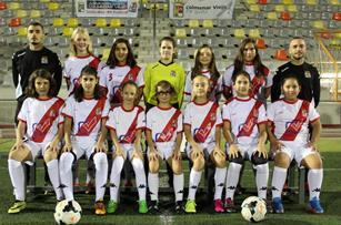 Pulsa para acceder a las fotos del Femenino sub-13 de la Temporada 2016-2017