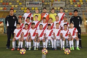 Pulsa para acceder a las fotos del Alevin F de la Temporada 2017-2018