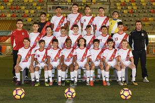 Pulsa para acceder a las fotos del Infantil C de la Temporada 2017-2018