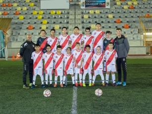 Pulsa para acceder a las fotos del Alevin futbol 7 de la Temporada 2019-2020