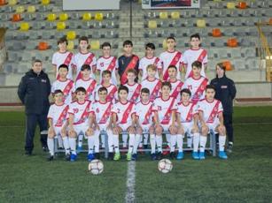 Pulsa para acceder a las fotos del Infantil C de la Temporada 2019-2020