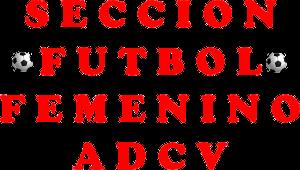 Accede a la sección del Futbol Femenino de la ADCV