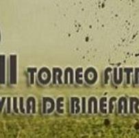 XVIII Torneo Futbol-7 Villa de Binefar 2014
