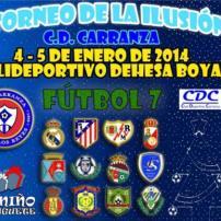 I Torneo de la Ilusión C.D. Carranza 2014