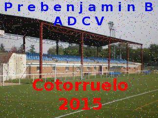 Torneo Campeones de Liga Prebenjamín Cotorruelo 2015