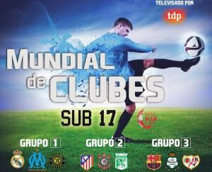 XI Mundial de Clubes sub-17 Comunidad de Madrid 2015