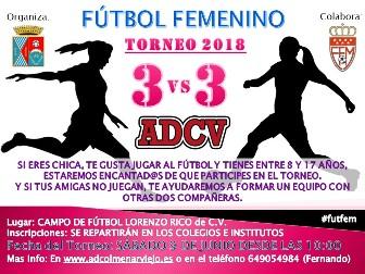 II Torneo ADCV 3x3 Futbol Femenino,5