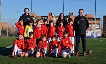 Torneo Chopera Alcobendas Benjamin 2017