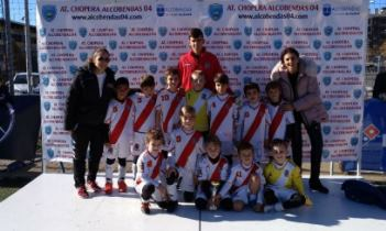 Torneo Chopera Alcobendas Prebenjamin 2017