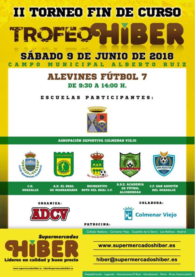 II Torneo Hiber 2018
