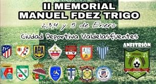 II Memorial Manuel Fernández Trigo
