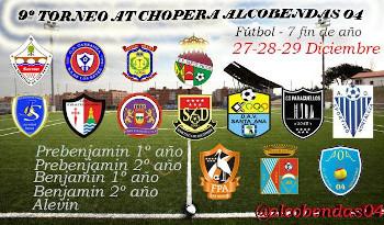 9º Torneo Atlético Chopera Alcobendas