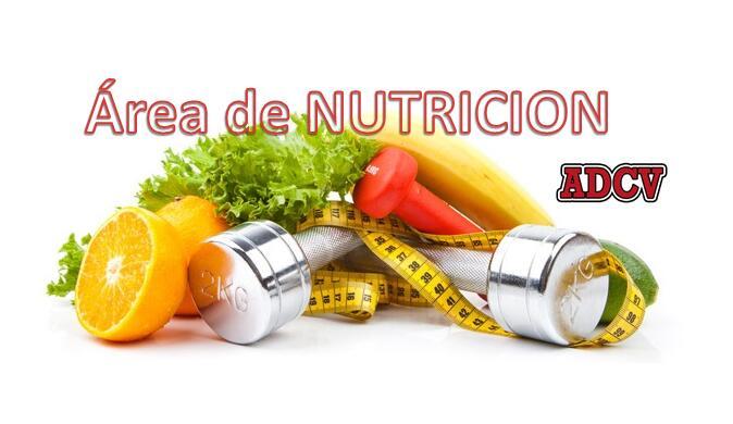 Area de Nutrición ADCV