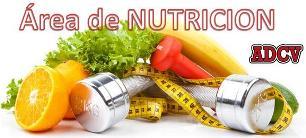 Accede al Area de Nutrición