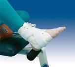 Estabilizador de tobillo con cordones