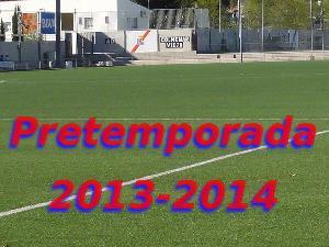 Resultados de partidos de Pretemporada 2013-2014