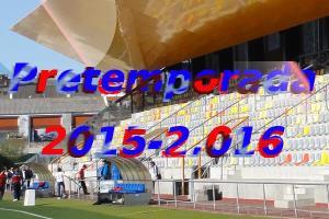 Partidos de Pretemporada 2015-16