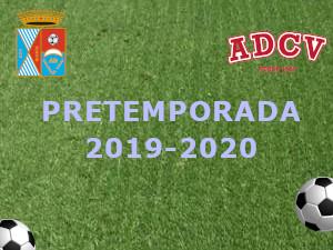 Resultados de partidos de Pretemporada 2019-2020